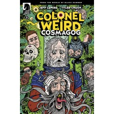 COLONEL WEIRD COSMAGOG #2 (OF 4) CVR B LEMIRE & STEWART