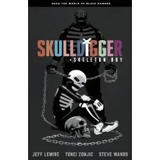 SKULLDIGGER & SKELETON BOY TP (C: 0-1-2)