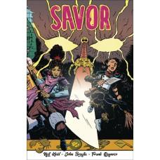 SAVOR TP (C: 0-1-2)