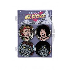 BILL & TED ARE DOOMED MAGNET PACK
