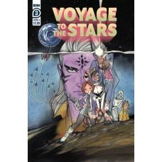 VOYAGE TO THE STARS #4 (OF 4) CVR A PEACH MOMOKO