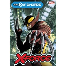 X-FORCE #14 FERREYRA VAR XOS