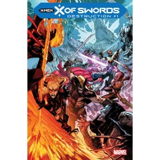 X OF SWORDS DESTRUCTION #1