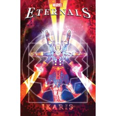 ETERNALS #1 SUPERLOG VAR