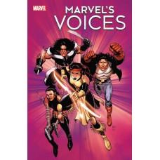 MARVELS VOICES INDIGENOUS VOICES #1