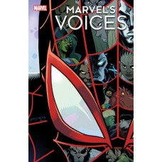 MARVELS VOICES #1 NEW PTG