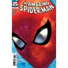 AMAZING SPIDER-MAN #52 NAUCK HEADSHOT VAR LR