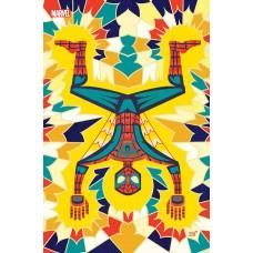 AMAZING SPIDER-MAN #52 NATIVE AMERICAN HERITAGE TRIBUTE VEREGGE SPIDER-MAN VAR LR