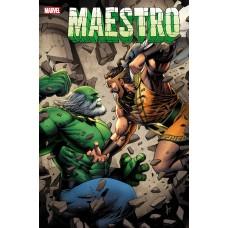 MAESTRO #4 (OF 5)