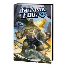FANTASTIC FOUR BY DAN SLOTT HC VOL 01
