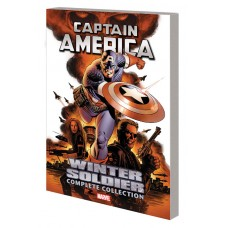 CAPTAIN AMERICA WINTER SOLDIER COMPLETE COLLECT TP NEW PTG