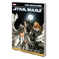 STAR WARS LEGENDS EPIC COLLECTION TP VOL 01 TALES OF JEDI