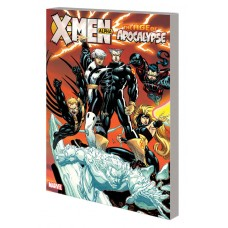 X-MEN AGE OF APOCALYPSE TP VOL 01 ALPHA NEW PTG