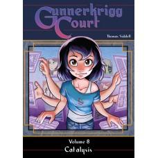 GUNNERKRIGG COURT HC VOL 08 CATALYSIS (C: 0-1-2)