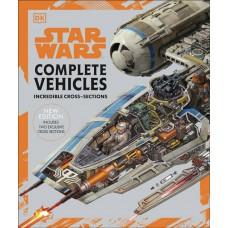 STAR WARS COMPLETE VEHICLES HC NEW ED (C: 0-1-1)