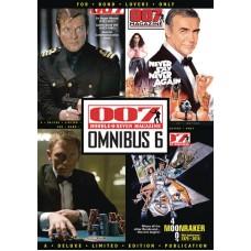 007 MAGAZINE OMNIBUS VOL 06 (C: 0-1-1)