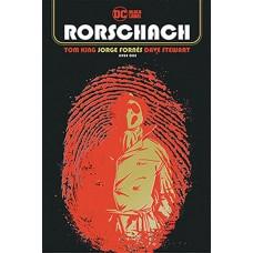 RORSCHACH #1 KING SGN (C: 0-1-2)
