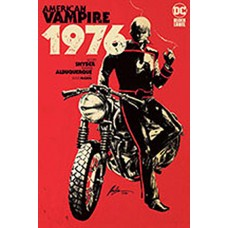 AMERICAN VAMPIRE 1976 #1 SNYDER SGN PLUS 1 (C: 0-1-2)