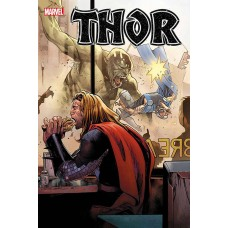 THOR #8 CATES SGN (C: 0-1-2)