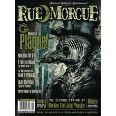 RUE MORGUE MAGAZINE #197 NOV DEC 2020 (C: 0-1-0)