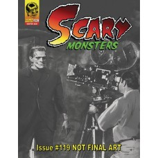 SCARY MONSTERS MAGAZINE #119 (C: 0-1-1)