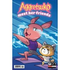 AGGRETSUKO MEET HER FRIENDS #1 CVR B ANDERSON