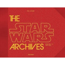 STAR WARS ARCHIVES EPISODES I - III 1999 2005 HC (C: 0-1-1)