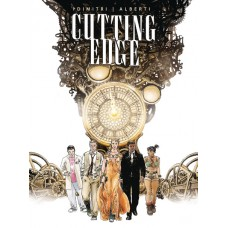 CUTTING EDGE SIRENS SONG #1 CVR B ALBERTI (MR)