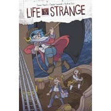 LIFE IS STRANGE PARTNERS IN TIME #2 CVR B GRALEY (MR)