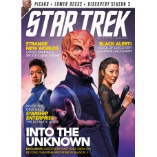STAR TREK MAGAZINE #78 NEWSSTAND ED