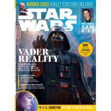 STAR WARS INSIDER #199 NEWSSTAND ED