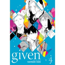 GIVEN GN VOL 04 (C: 1-1-2)