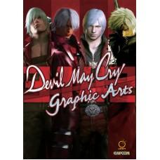 DEVIL MAY CRY 3142 GRAPHIC ARTS HC (C: 0-1-1)