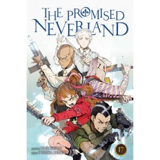 PROMISED NEVERLAND GN VOL 17 (C: 0-1-2)