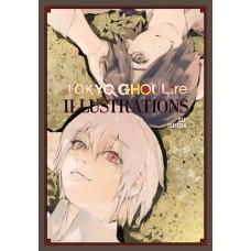 TOKYO GHOUL RE ILLUSTRATIONS HC ZAKKI (C: 1-1-2)