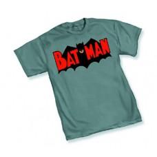 BATMAN LOGO T/S XL (C: 1-1-0)
