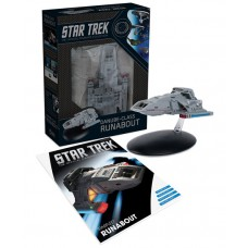 STAR TREK STARSHIPS BEST OF FIG #16 DANUBE CLASS RUNABOUT (C