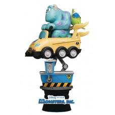 COIN RIDE DS-037 MONSTERS INC D-STAGE SER 6IN STATUE (C: 1-1