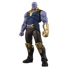 AVENGERS INFINITY WAR THANOS S.H.FIGUARTS AF (Net) (C: 1-1-2