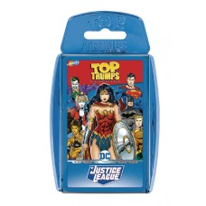 TOP TRUMPS DC JUSTICE LEAGUE CARD GAME (C: 1-1-2)