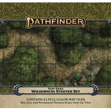 PATHFINDER FLIP-TILES WILDERNESS STARTER SET