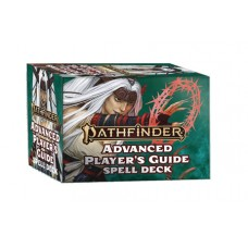 PATHFINDER RPG ADVANCED PLAYERS GUIDE SPELL CARDS (P2)