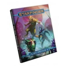 STARFINDER RPG ALIEN ARCHIVE HC VOL 04
