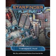 STARFINDERFLIP-MAT TRANSPORT HUB