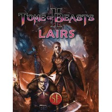 TOME OF BEASTS 2 LAIRS (C: 0-1-2)