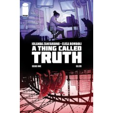 A THING CALLED TRUTH #1 (OF 5) CVR B ZANFARDINO