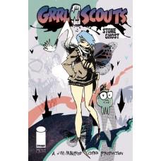 GRRL SCOUTS STONE GHOST #1 (OF 6) CVR A MAHFOOD (MR)