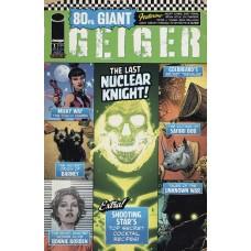 GEIGER 80-PAGE GIANT #1 CVR A FRANK