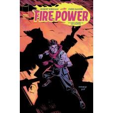 FIRE POWER BY KIRKMAN & SAMNEE #17