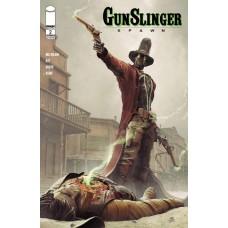 GUNSLINGER SPAWN #2 CVR A BARENDS